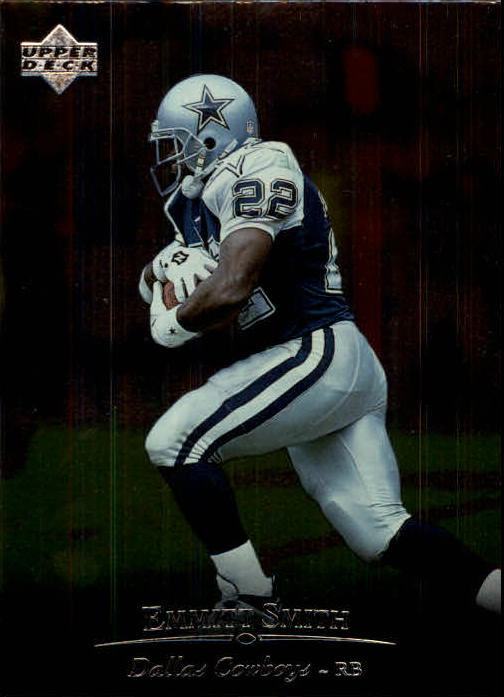 1996 Upper Deck Silver #188 Emmitt Smith
