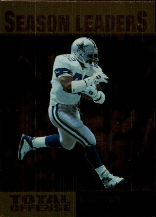 1996 Upper Deck Silver #220 Emmitt Smith SL