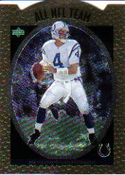1996 Upper Deck Silver All-NFL #AN8 Jim Harbaugh