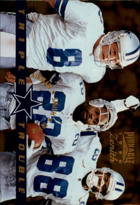 1996 Zenith #147 E.Smith/Aikman/Irvin