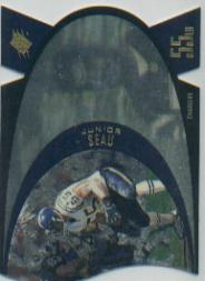 1997 SPx #41 Junior Seau