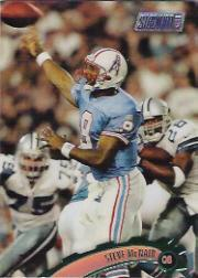 1997 Stadium Club #29 Steve McNair