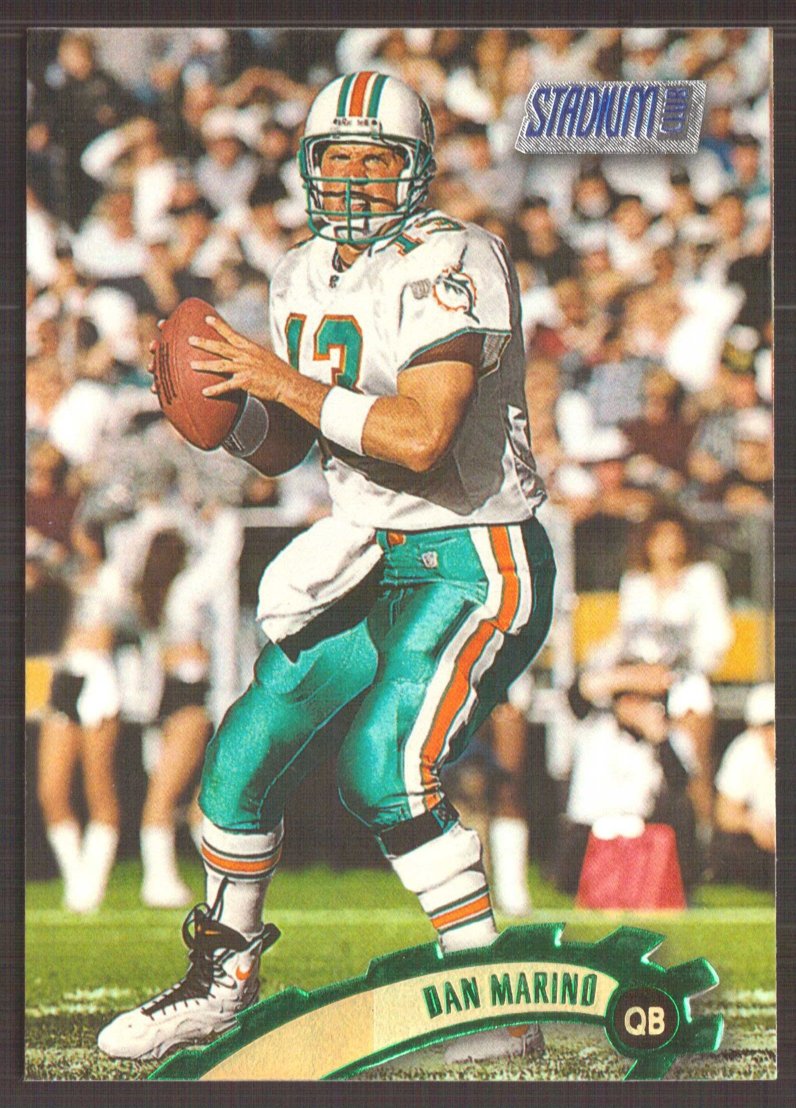 1997 Stadium Club #50 Dan Marino