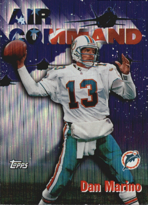 1997 Topps Career Best #1 Dan Marino