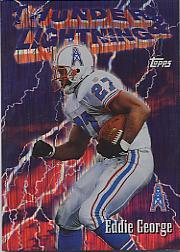 1997 Topps Season's Best #10 Eddie George