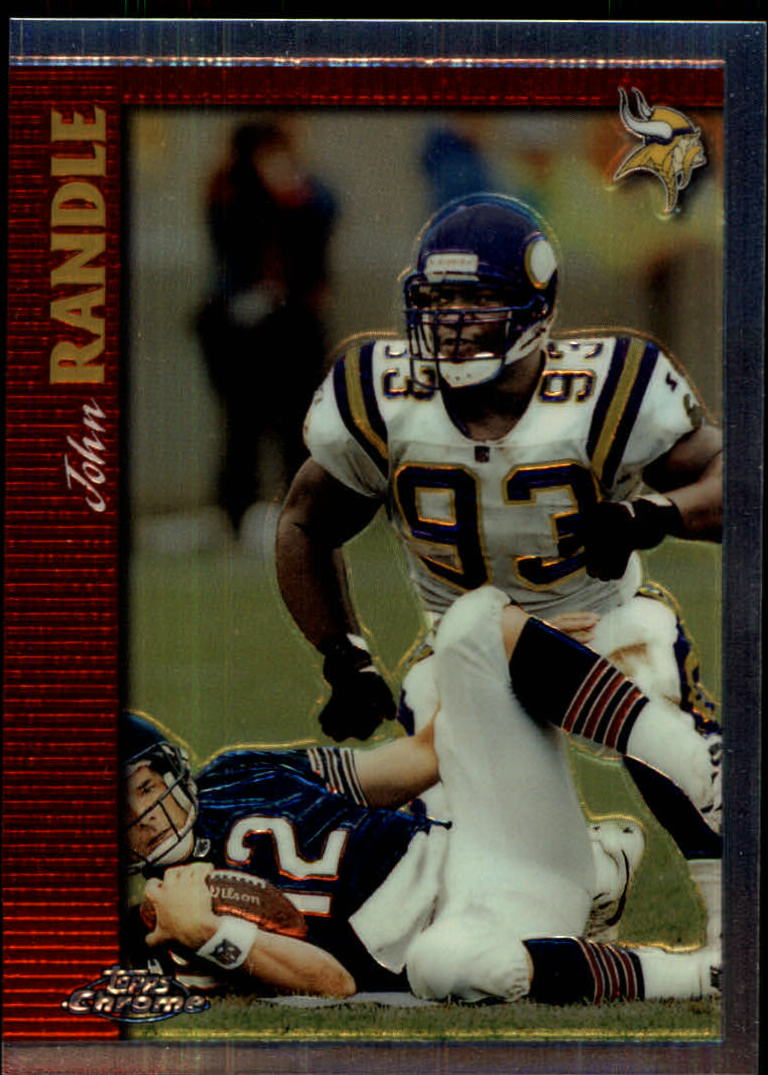 1997 Topps Chrome #5 John Randle