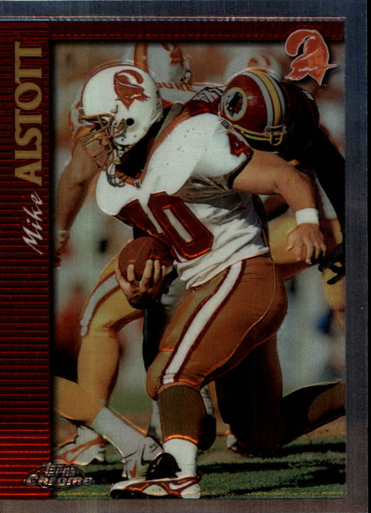 1997 Topps Chrome #52 Mike Alstott