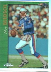 1997 Topps Chrome Refractors #32 Drew Bledsoe