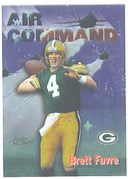 1997 Topps Chrome Season's Best #4 Brett Favre