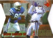 1997 UD3 Generation Excitement #GE6 Marvin Harrison