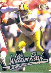 1997 Ultra #30 William Roaf