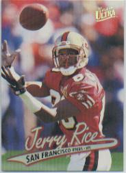 1997 Ultra #133 Jerry Rice