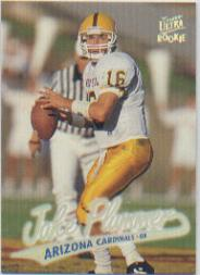 1997 Ultra #191 Jake Plummer RC