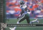 1997 Upper Deck #184 Keyshawn Johnson