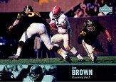 1997 Upper Deck Legends #2 Jim Brown