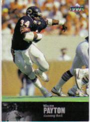 1997 Upper Deck Legends #4 Walter Payton