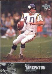 1997 Upper Deck Legends #13 Fran Tarkenton
