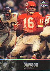 1997 Upper Deck Legends #20 Len Dawson