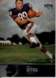 1997 Upper Deck Legends #29 Mike Ditka front image