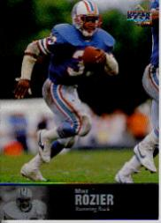 1997 Upper Deck Legends #36 Mike Rozier
