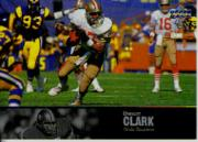 1997 Upper Deck Legends #89 Dwight Clark