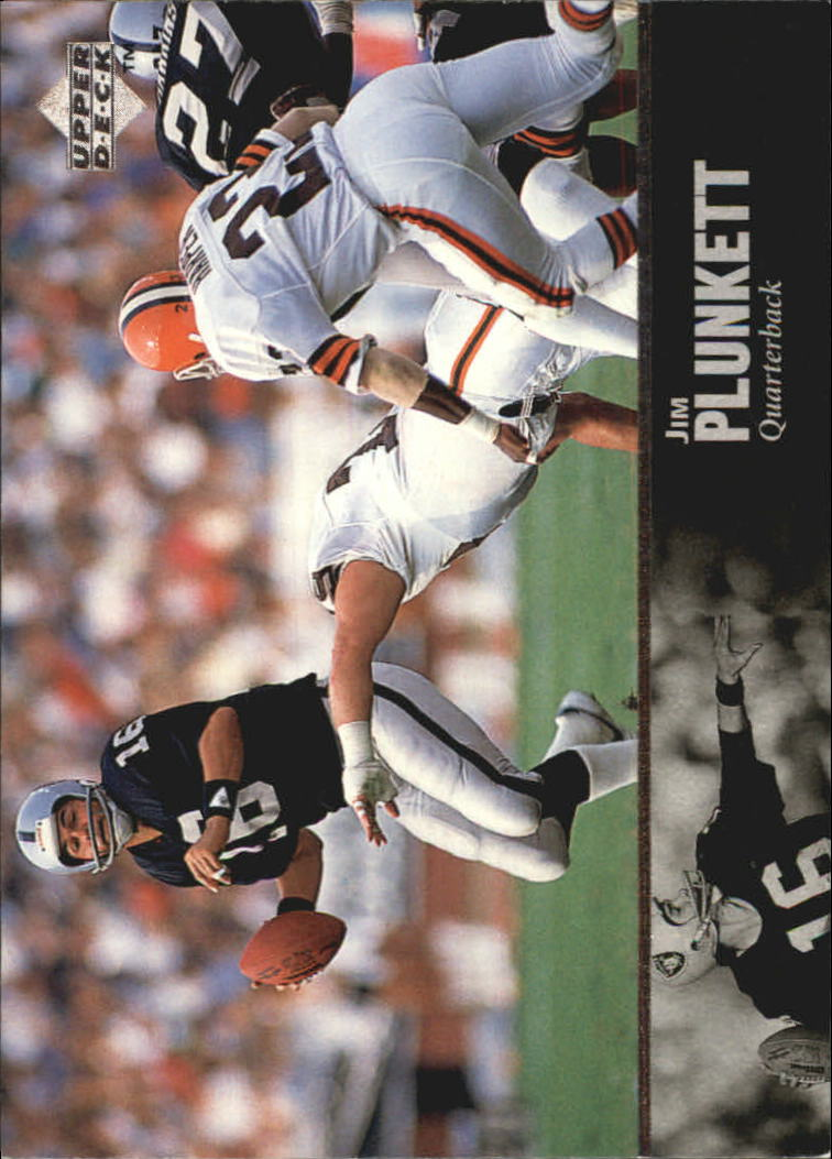 1997 Upper Deck Legends #155 Jim Plunkett
