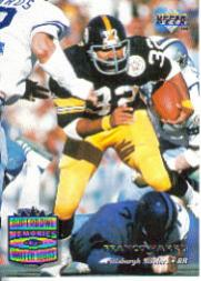 1997 Upper Deck Legends #198 Franco Harris SM