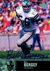 1997 Upper Deck Legends Autographs #AL78 Bill Bergey