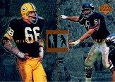 1997 Upper Deck Legends Marquee Matchups #MM30 Dick Butkus/Ray Nitschke