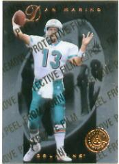 1997 Pinnacle Certified Promos #2 Dan Marino