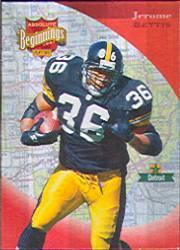 1997 Absolute #191 Jerome Bettis