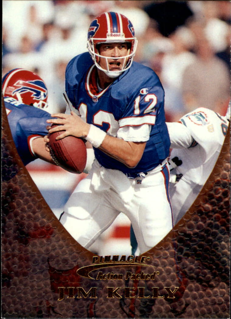 1997 Action Packed #56 Jim Kelly