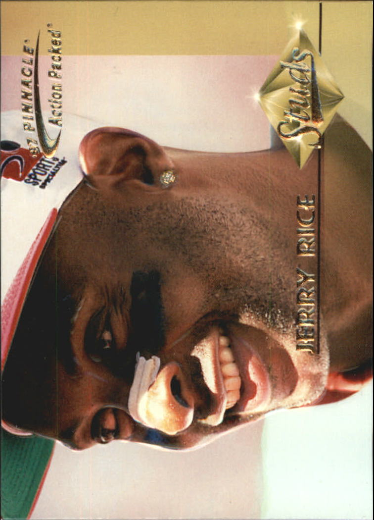 1997 Action Packed Studs #4 Jerry Rice