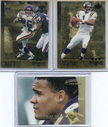 1997 Action Packed Studs #9 Robert Smith