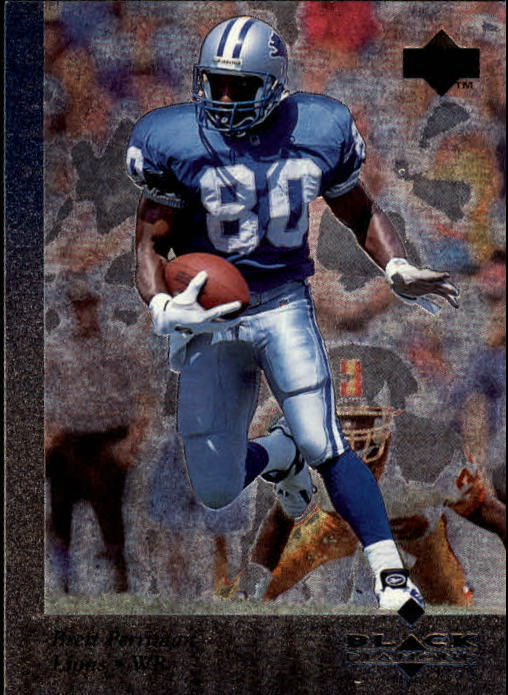 1997 Black Diamond #11 Brett Perriman