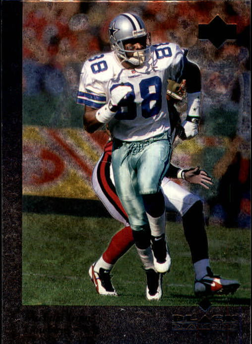 1997 Black Diamond #56 Michael Irvin