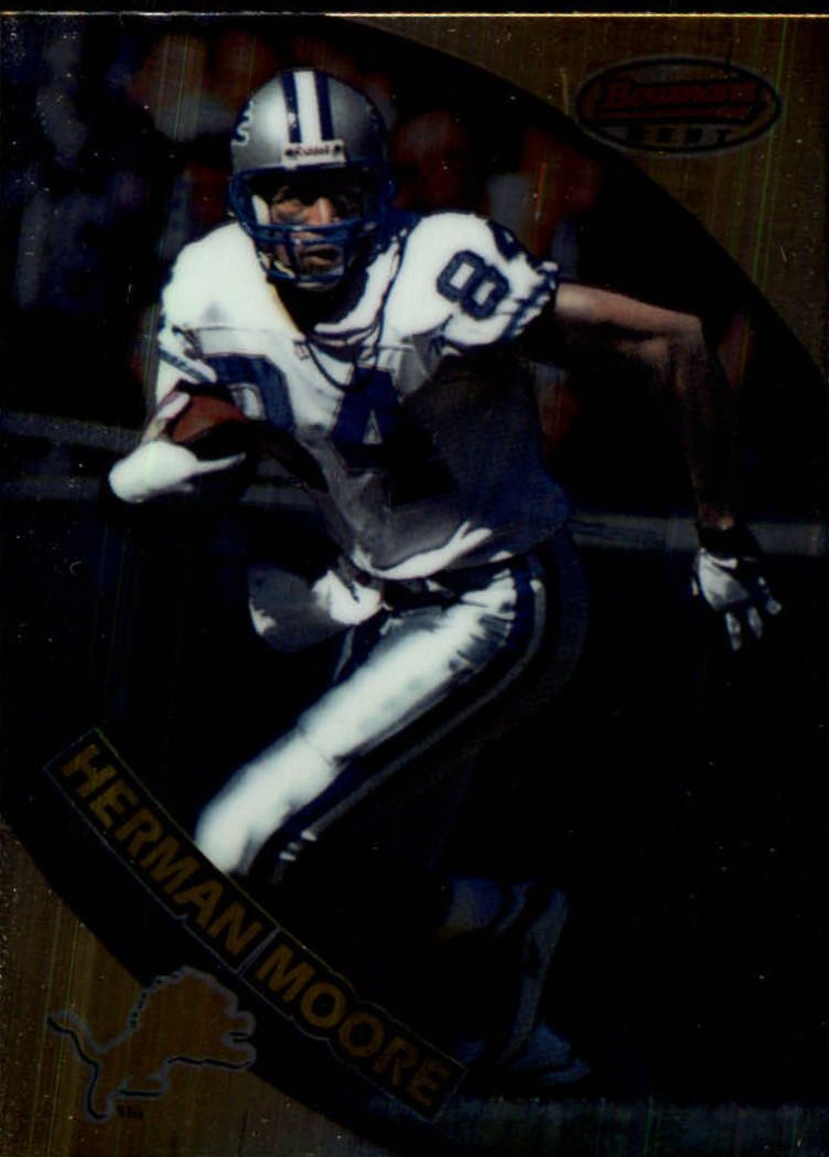 1997 Bowman's Best #84 Herman Moore