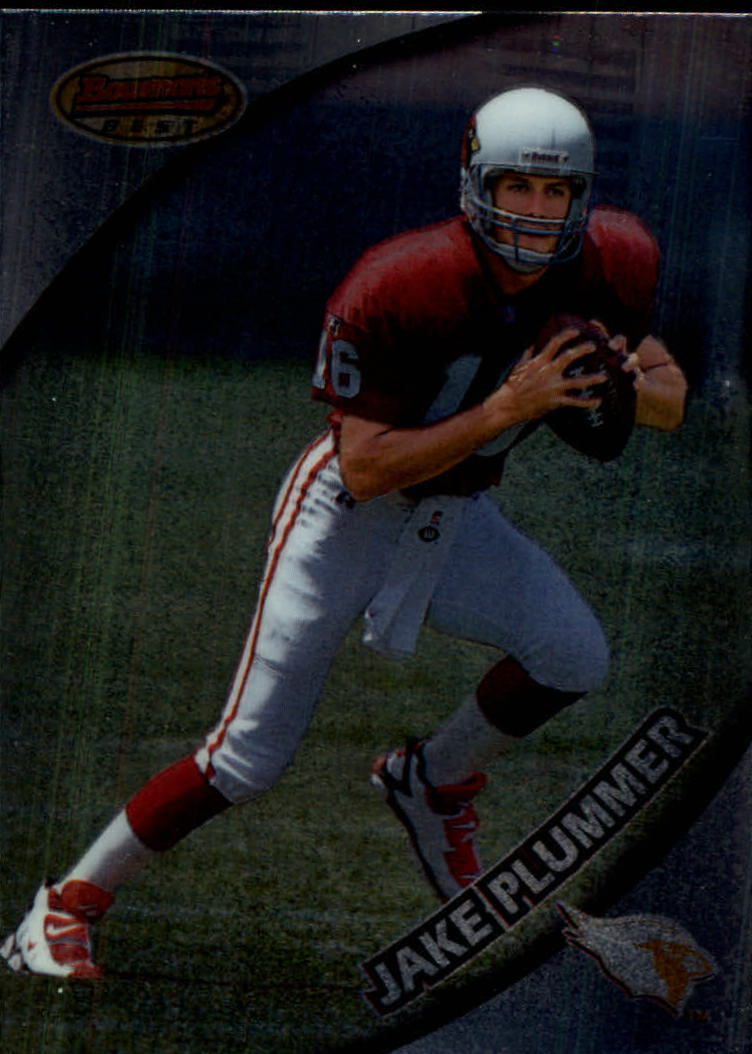 1997 Bowman's Best #96 Jake Plummer RC