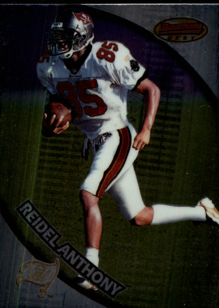 1997 Bowman's Best #111 Reidel Anthony RC