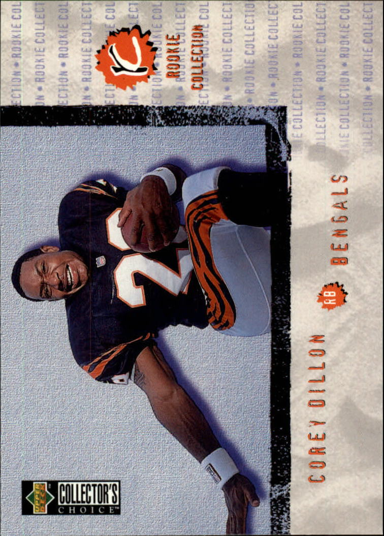 1997 Collector's Choice #315 Corey Dillon