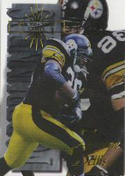 1997 Collector's Edge Extreme Forerunners #3 Jerome Bettis