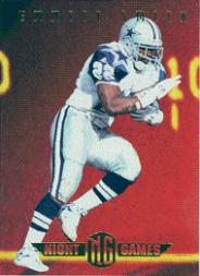 1997 Collector's Edge Masters Night Games #7 Emmitt Smith