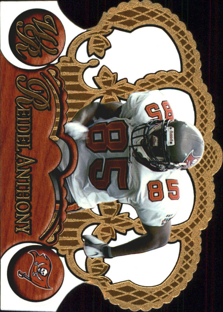 1997 Crown Royale #131 Reidel Anthony RC