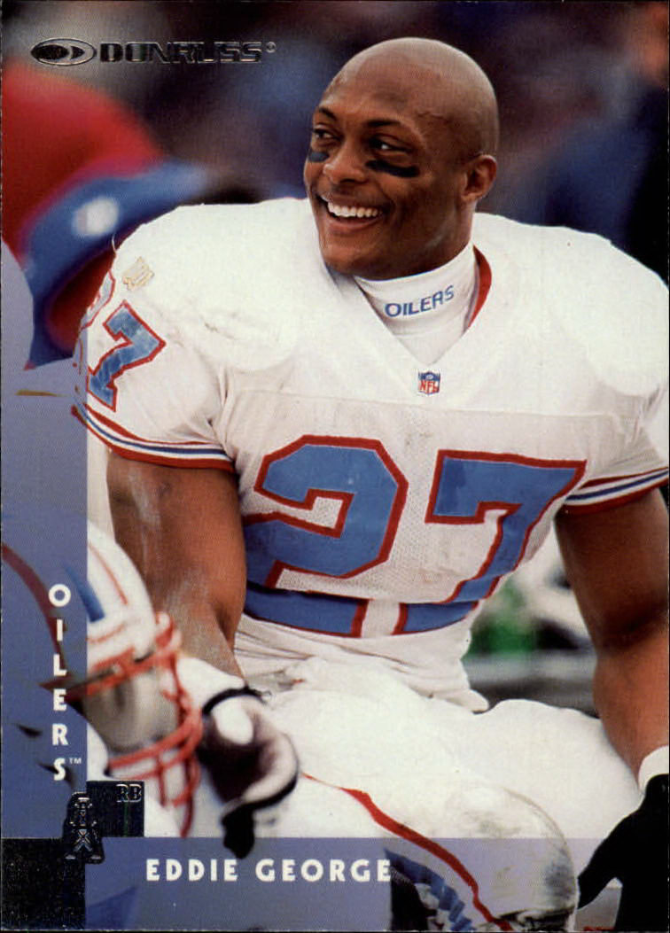 1997 Donruss #4 Eddie George