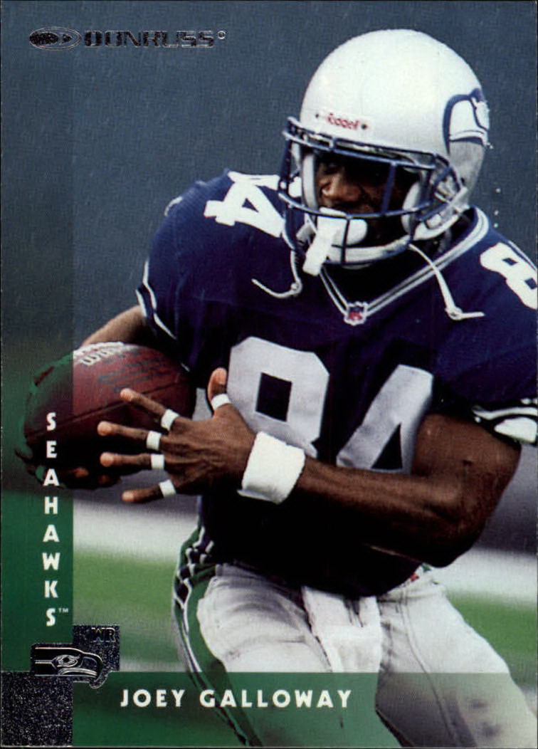 1997 Donruss #19 Joey Galloway