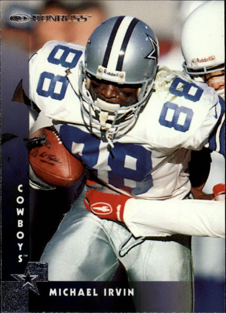 1997 Donruss #51 Michael Irvin