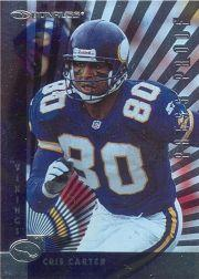 1997 Donruss Press Proofs Silver #110 Cris Carter