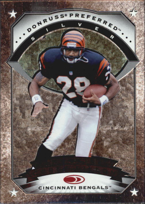 1997 Donruss Preferred #114 Corey Dillon S RC