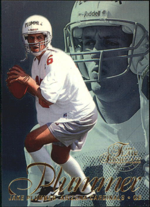1997 Flair Showcase Row 2 #19 Jake Plummer RC