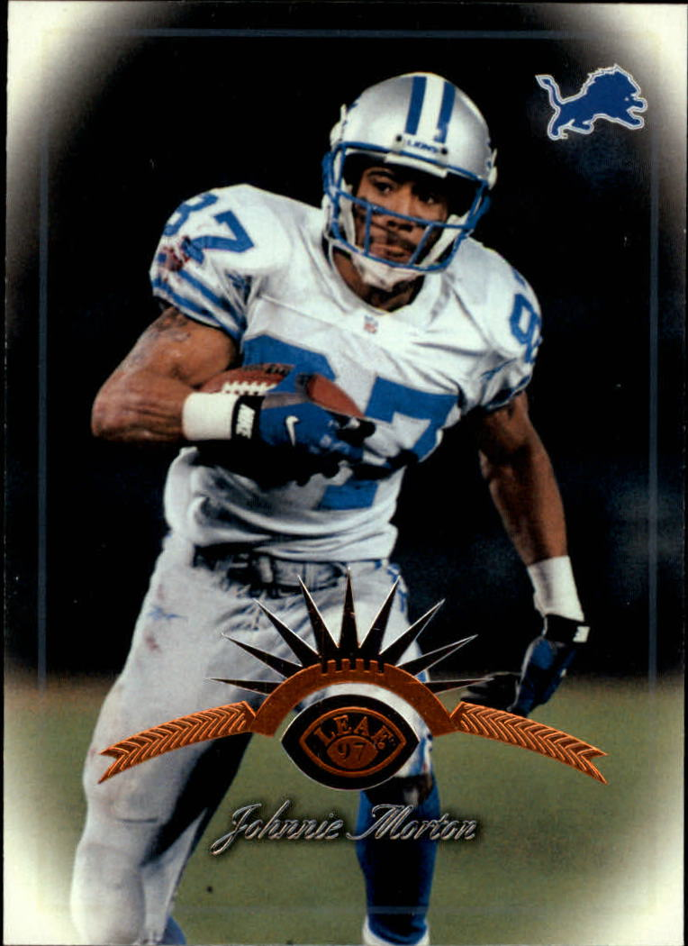 1997 Leaf #89 Johnnie Morton